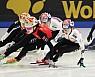 평창올림픽 앞두고 예방주사…여자 쇼트트랙 '중국 주의보'