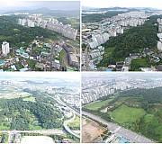 광주 민간개발 특례사업 1단계 공원들
