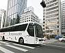 국내 첫 5G 자율주행 대형버스 도심 달린다…KT, 허가 취득