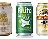 두꺼비에서 코끼리·사자까지...하이트진로 동물캐릭터 맥주 인기