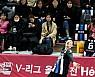 '펄펄' 신영석·메디, V리그 4라운드 남녀 MVP