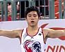 김한솔, 체조협회 선정 최우수선수···세계선수권 동메달