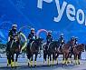 평창올림픽 폐막일에 72돌 맞은 서울경찰기마대…순찰 업무