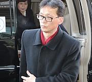 북한 고위급 대표단으로 방남한 김성혜 추정인물