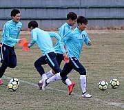 분위기 좋은 U-23 축구대표팀