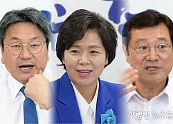 민주, 광주시장 경선 '빅매치'… 3인 '심층분석'