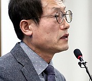 출마선언하는 조희연 서울시교육감 예비후보