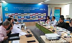 2019광주세계수영대회 북한 선수단 참가 기대감 고조