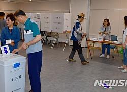 투표율 최종 전남 69.3% 전국 1위…광주 59.2%