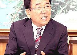 '연임 도전' 민주당 김준성 영광군수 후보 당선 '확실'