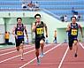 김국영 코리아오픈 남자 100m 우승…10초25