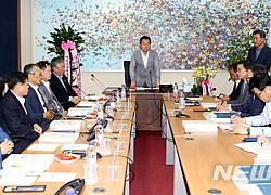 '부유한 함평' 이윤행 함평군수 당선인 인수위 활동 돌입