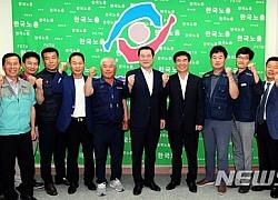 이용섭 광주시장 당선인 첫 행보 '일자리 창출' 노사협조 요청
