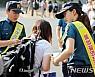 광주 남부경찰, 자체제작 불법카메라 예방 스티커 무료 배포