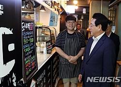 김영록 당선자, 전남 동·서부권 '광폭행보' 도정챙기기