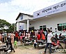 광주시, 캄보디아 광주진료소 개소 4주년 기념 봉사활동