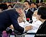 '위안부 피해자 중심 해결' 원칙 재확인한 文대통령···역대 발언은?