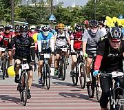 2018 한강 자전거 한바퀴
