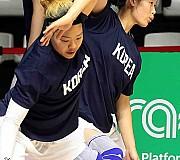 남북단일팀, 따로 똑같이