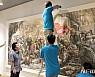 '2018광주비엔날레 D-4' 43개국 165명 작품 설치 마무리···6일 프레스 오픈