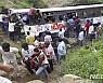 印 버스 계곡 아래로 추락해 55명 사망 33명 부상