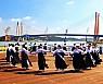 강강술래 공개발표, 전통문화 인식 높여
