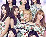 트와이스, 일본 장기집권···오리콘차트 7일 연속 1위 고수