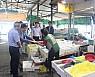 호남지방통계청장 전통시장 추석물가 점검