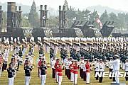 '장병 여러분이 주인공' 국군의 날 기념식 첫 야간 개최