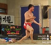 김기수, 2018 추석장사씨름대회 금강장사 등극