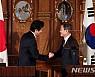 文대통령, 25일 뉴욕서 아베 총리와 한·일 정상회담