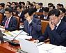 김재훈 재정정보원장, 예산 정보 유출 사과…