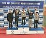 함평중 레슬링, 금메달 2개 획득…종합2위 입상