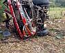 아프라카 가나에서 버스 충돌로 56명 사망