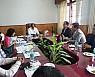 영광군, 인도 정부와 글로벌 네트워크 구축