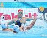 [광주세계수영]남자 수구, 카자흐스탄에 13점차 패배…4연패