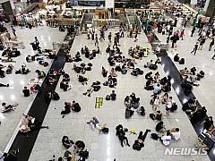 환율, 홍콩發 '블랙스완' 우려에 1220원 재돌파