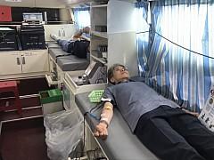 호남지방통계청, 혈액 부족 해결 위해 '자발적 헌혈행사'