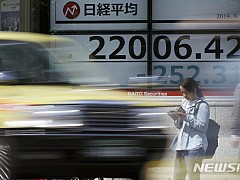 日증시, 1.21% 하락 마감···6개월래 최저 기록