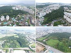 '난개발 막아야지'···광주 도시공원 조성비율 전국 2위