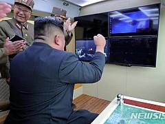 북한, 16일 새 무기 시험사격
