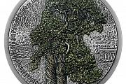 송광사 천자암 쌍향수, 한국의 천연기념물 기념메달 속으로