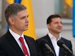 우크라이나 외무장관