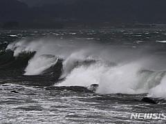 오늘 전국 태풍 '타파' 영향권···강풍에 많은 비