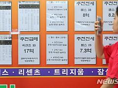 감정원-KB, 서울 전세수급 시각차···가을 전세시장 어디로