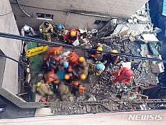 부산 태풍 피해 속출···인명피해도 잇달아(종합2보)