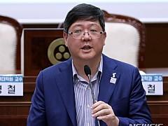 DJ 삼남 김홍걸, 내년 4월 총선 출마