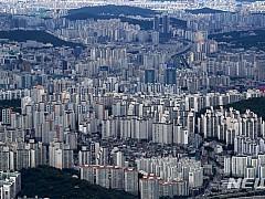 전용 60㎡이하 소형 아파트 강세···