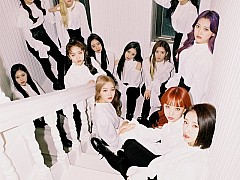 이달의소녀, 美 아이튠즈 전체앨범차트 1위···K팝 걸그룹 3번째