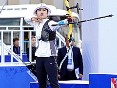 '올림픽 金 김경욱 조카' 16세 김나리, 정몽구배 우승 이변···남자는 김우진(종합)